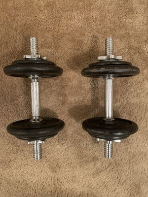 Adjustable Dumbbells for Sale in Raleigh, NC