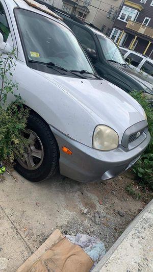 2003 Hyundai Santa Fe for Sale in Providence, RI