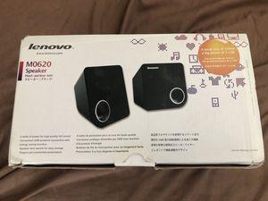 Lenovo Portable USB powered speaker M0620 for Sale in San Diego, CA