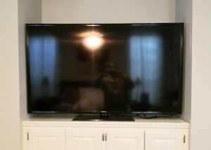 """Samsung 55"""" television for Sale in Lawton, OK"""