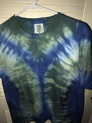 Tie dye shirt size youth large for Sale in Irmo, SC