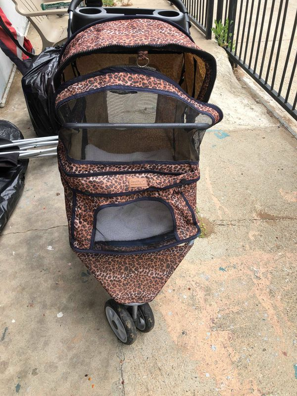 Pet Stroller for Cats and Dogs