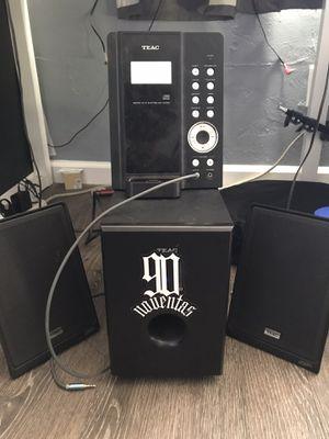 Speakers for Sale in San Diego, CA