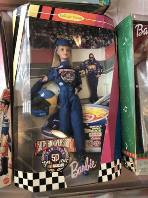 Barbie - Nascar 50th anniversary for Sale in Austin, TX