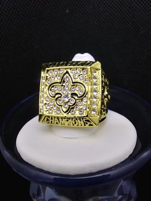 New Orleans Saints Brees Ring Size 11 for Sale in Grove City, OH