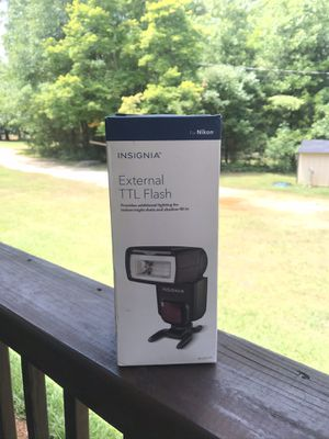 Nikon external flash for Sale in Leesville, SC