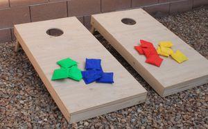Cornhole board set, new for Sale in Fort Hunt, VA