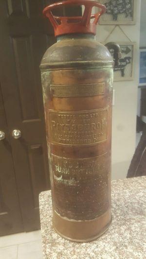 Antique Fire Extinguisher for Sale in Campobello, SC