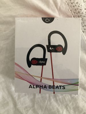 Alpha Beats wireless headphones for Sale in Los Angeles, CA