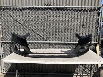 2018 2019 2020 AUDI A5 B9 Front Bumper Cover w/ hole sensors OEM 8W6807437 for Sale in Lakewood,  CA