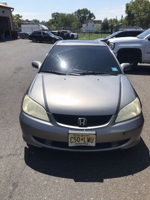 2005 Honda Civic for Sale in Pennsauken Township, NJ