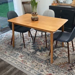 Modern Mid Century Dining Table for Sale in Beaverton, OR