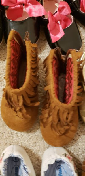 Baby girl boots for Sale in Moreno Valley, CA