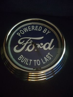 Ford Clock for Sale in Lombard, IL