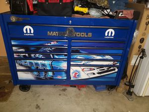 Matco pro series tool box for Sale in Orland Hills, IL