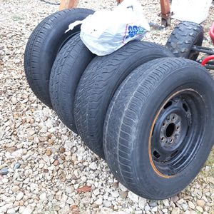 "Set 14"" TIRES N RIMS for Sale in Arlington, TX"