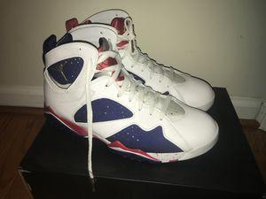 Air Jordan 7 Olympic *REDUCED* for Sale in Sterling, VA