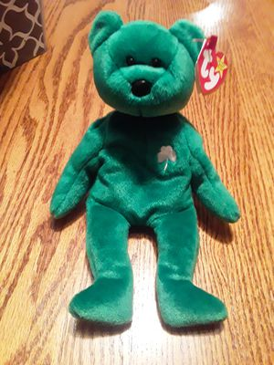 RARE Ty beanie babie Erin for Sale in Federal Way, WA