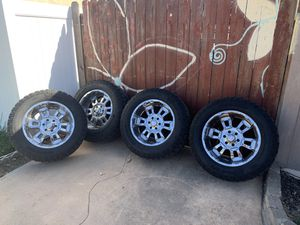 Wheels F-150 2006 for Sale in Mission Viejo, CA