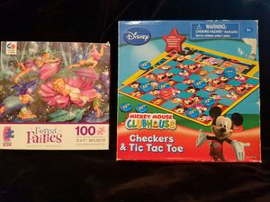 Kids puzzle and game for Sale in St Louis, MO