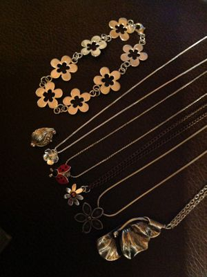 Sterling jewelry - see all the photos for Sale in Poulsbo, WA