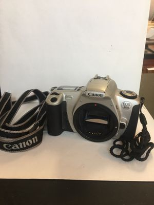 Canon EOS 300 film camera 35 mm, body only for Sale in Longwood, FL