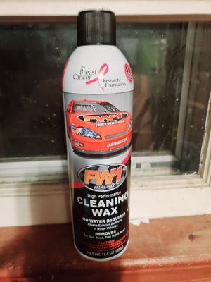 FW1 Car No Wash Cleaning Wax For Autos and Boats - Have QTY/Bulk for Sale in Dumfries, VA