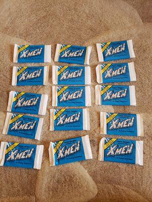 Rare lot 15 unopened packs 1991 xmen for Sale in Granite Falls, WA
