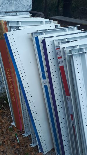 Metal shelves for Sale in Orlando, FL