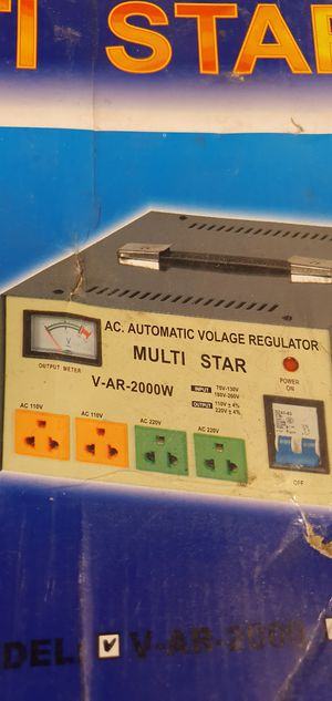 Automatic voltage regulator for Sale in Goodyear, AZ