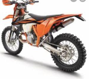 WTB 2 stroke 200, 250, 300 dirt bike for Sale in Sumner, WA