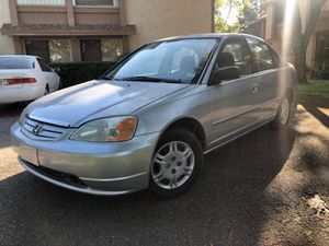 2003 Honda Civic 4dr sedan for Sale in Plantation, FL