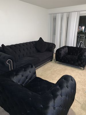 3 sofa set new condition for Sale in Milpitas, CA
