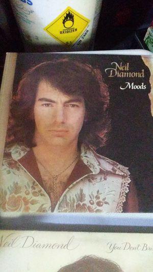 "12"" Record - Neil Diamond (Moods) for Sale in Las Vegas, NV"