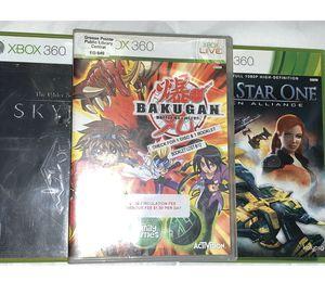 3 Rare XBOX 360 Games + Mystery 360 for Sale in Eastpointe, MI