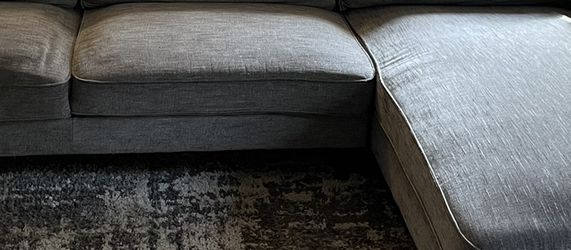 Grey Living Spaces Sectional Sofa for Sale in Vista,  CA