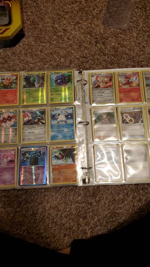 Pokemon card collection lot 6 for Sale in Edgewood, WA