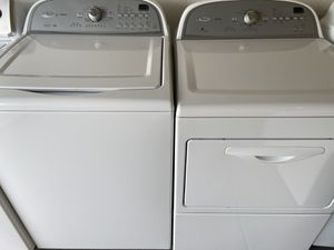 Set whirlpool cabrio for Sale in Phoenix, AZ