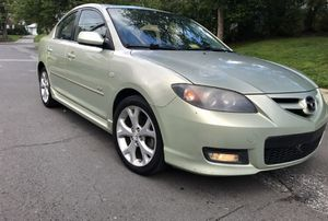 Only $3400 ! 2008 Mazda 3 S Touring ! Priced Below Value !! for Sale in Takoma Park, MD