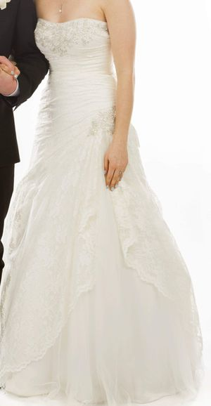David's Bridal Wedding dress for Sale in Columbus, OH