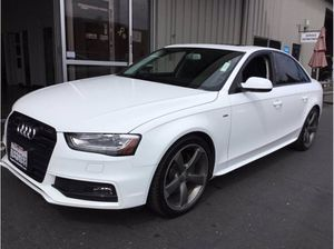 2014 Audi A4 for Sale in Roseville, CA