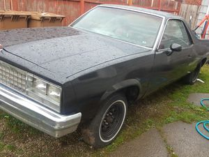 1981 chevy elcomino for Sale in Tacoma, WA