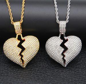MEN'S BROKEN HEART NECKLACE & PENDANT for Sale in Seattle, WA