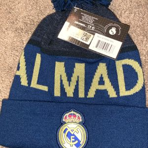 Real Madrid Beanie for Sale in San Marcos, CA