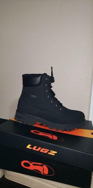 Mens memory foam lugz boots for Sale in Burlington, WA