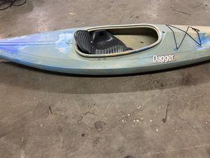 10' Dagger Bayou Kayak for Sale in Richardson, TX