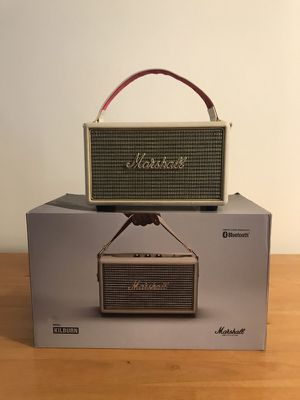 Marshall Kilburn Bluetooth Speaker Cream for Sale in Los Angeles, CA