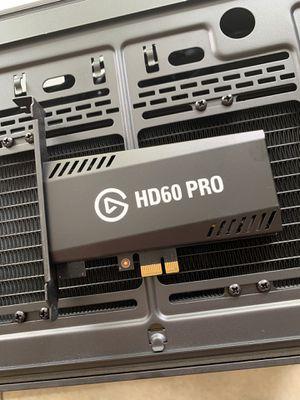 Elgato HD 60 Pro for Sale in Marysville, WA