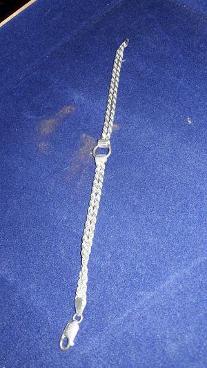 925 Silver bracelet for Sale in Everett, WA