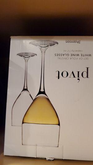 White wine glasses for Sale in Hanover, MD